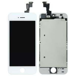 Refurbished LCD Assembly Wit geschikt voor iPhone 5S/SE