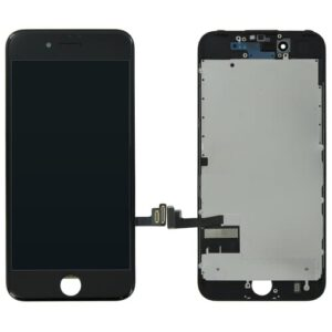 Refurbished LCD Complete Zwart voor iPhone 7