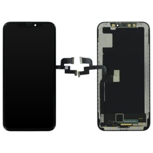 Refurbished OLED Complete Zwart voor iPhone X