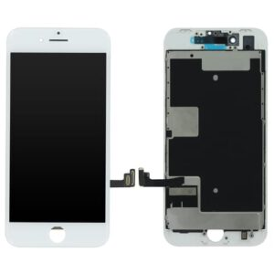 Refurbished LCD Complete Wit voor iPhone 8