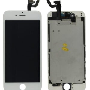 Compatible LCD Complete Wit voor iPhone 6