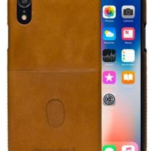 iPhone XR Back Cover – Bruin