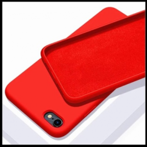 iPhone 7/8 BACK COVER – ROOD