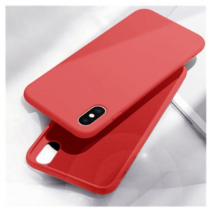 IPhone X/XS BACK COVER – ROOD