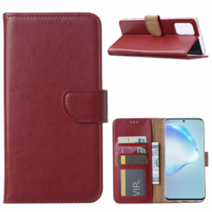 SAMSUNG GALAXY S11 PLUS/S20 ULTRA (6.9 INCH)  BOOK CASE – WIJNROOD