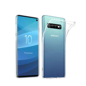 SAMSUNG GALAXY S10 BACK COVER – CLEAR