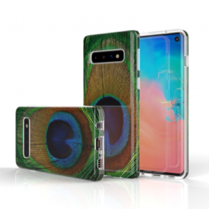 SAMSUNG GALAXY S10 BACK COVER – PAUWENVEER
