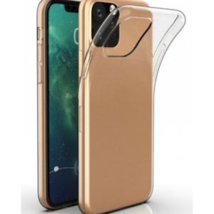 iPhone 11 PRO TPU BACK COVER – CLEAR