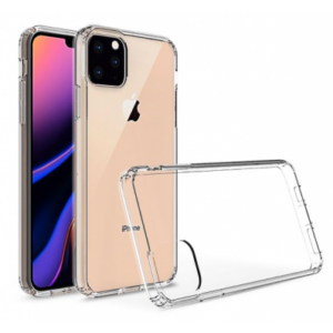 iPhone 11 PRO  XSSIVE ANTI SHOCK BACK COVER – CLEAR